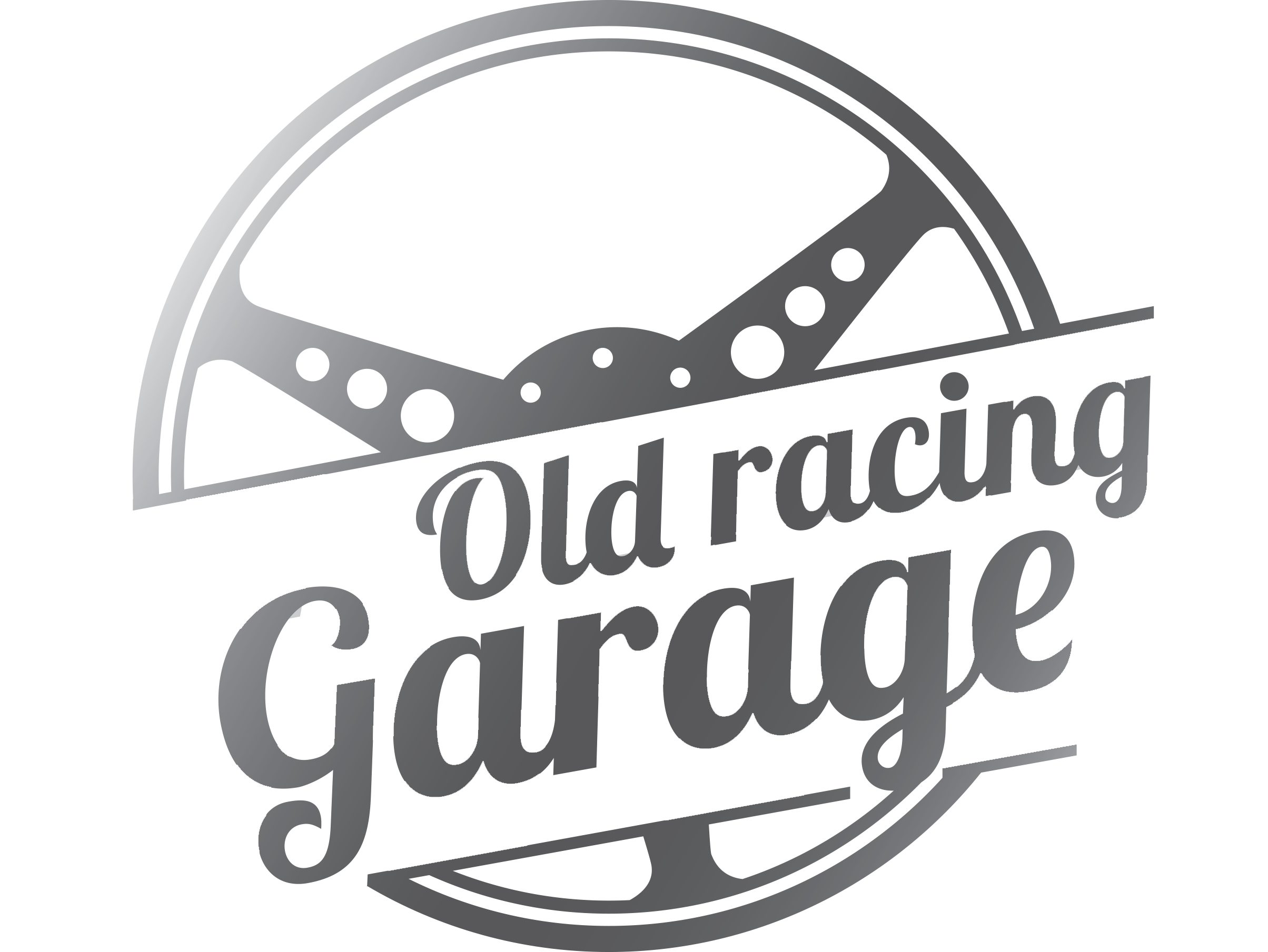 Old Racing Garage